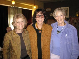 Lily Tomlin and FOWPZE